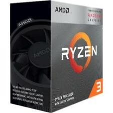 AMD Ryzen 3 3200G Desktop Processor w/ Radeon Vega 8 Graphics