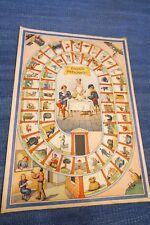 Giuoco dei personaggi - gioco dell'oca raro collezione italian game