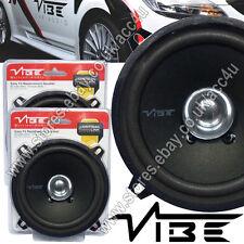 """Vibe Audio DB5 High Performance 5,25 """"POLLICI AUTO PORTA Coassiale Altoparlanti Set-coppia"""