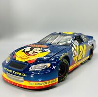 LE Jeff Gordon #24 Foundation/ Mighty Mouse 2005 Monte Carlo NASCAR 1:24 Club