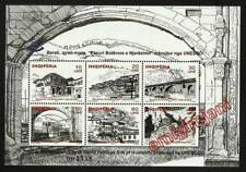 ALBANIA  2010 - Berat, the museum-city (Hprotected by UNESCO) Sheet MNH