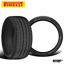 2 X New Pirelli Pzero Run Flat 24540r20xl 99y Tires Fits 24540r20