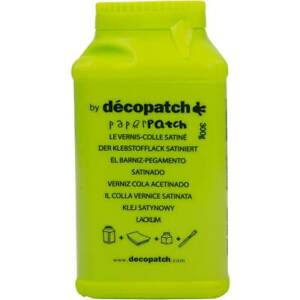 Decopatch Paperpatch Glossy Glue Varnish For Decoupage - All Sizes