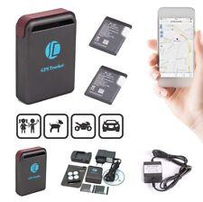GPS tracker tk102 GPS transmisor localización rastreador KFZ robo de auto protección de niños