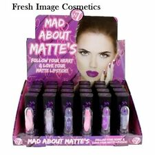 W7 Matte Lipsticks