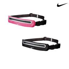 Nike Adjustable Elastic Belt (NK405) - Expandable Running Lean Waistpack