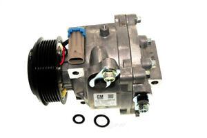 A/C Compressor ACDelco GM Original Equipment fits 17-19 Buick Encore 1.4L-L4