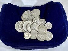 Make Offer! Half Troy Pound Prepper Silver! 90% Halves, Quarters Dimes! Prepare!