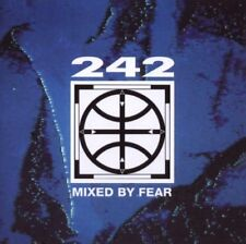 FRONT 242 Mixed By Fear CD 1991