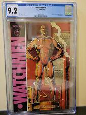 Watchmen #8 CGC 9.2