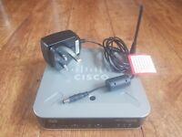 Cisco SRP521W 10/100 Wireless N Router (SRP521WK9G5)