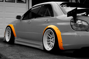 Bodykit LION'S KIT for SUBARU IMPREZA WRX STI 02-05 (front & rear fender flares)