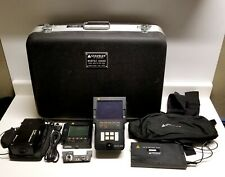 Staveley Olympus Nortec 2000D Dual Eddy Flaw Detector 9020210.04 w/ 2 displays
