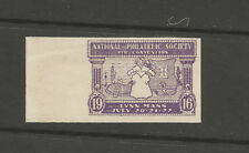 USA/MA Lynn 1916 National Philatelic Society 4th Convention poster stamp/label