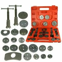 New Brake Caliper Piston Disc Rewind Back Tool Set Pads Pro Universal-21PCS