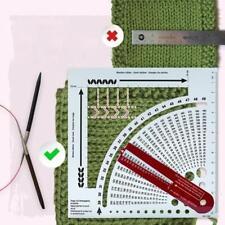 Knitting Gauge Converter Knitting Calculator Counting Frame