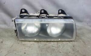 1992-1999 BMW E36 3-Series Factory Right Front Headlight Lamp Passengers OEM