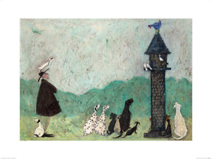Sam Toft An Audience with Sweetheart Art Print 60 x 80 cm Officially Licensed