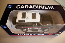 (PRL) CARABINIERI CC ITALY POLICE FORCE ARMY EMERGENCY MODEL POLIZEI LAND ROVER