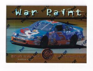 1997 Pinnacle Certified MIRROR GOLD #80 Terry Labonte's Car SUPER SCARCE