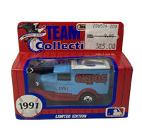 1991 Montreal Expos MLB Diecast Matchbox Car Model A Ford Delivery Truck