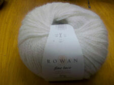 ROWAN FINE LACE knitting yarn shade 944 white