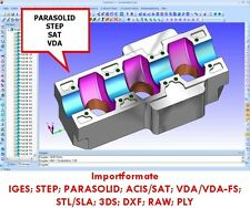 2/3D CAD CAM, CNC Software ,CAM Software,CNC-Simulation,CNC-Editor, Neu!