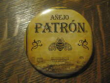 Patron Anejo Mexican Tequila Cocktail Advertisement Button Pin FREE USA Ship $20