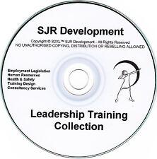 Training Materials Resource x12 Leadership & Management