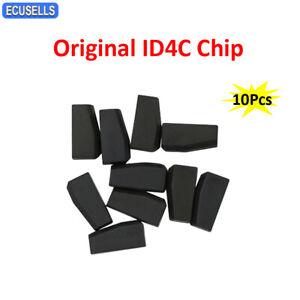 10Pcs Original ID4C Carbon Transponder Chip TP07 4C Chip for Ford for Toyota