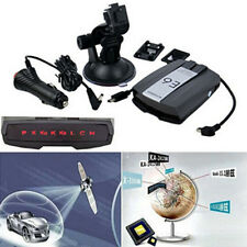 E6 Ultra-slim Car GPS Fixed Camera Mobile Laser Speed Trap  Radar Detector Set