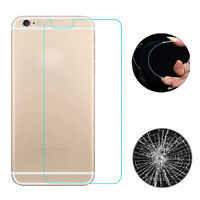 Explosion & Scratch-proof 9H Tempered Glass Film Back Protector for iPhone 6s