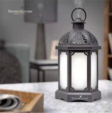Young Living Limited Edition Charcoal Gray Lantern Diffuser - Nib