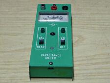 capacimetro testine giradischi