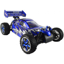 HSP XSTR PRO BRUSHLESS ELECTRIC BUGGY 2.4GHZ - R-SPEC BLUE FAST OFF ROAD RC CAR