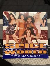 Spice Girls Spice World - The Official Book Of The Movie