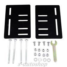 Headboard Attachment Bracket Universal Set of 2 Vertical Modification Plate