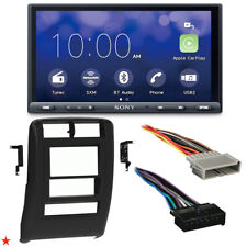 "1997 - 2001 JEEP CHEROKEE DOUBLE DIN CAR STEREO INSTALLATION DASH KIT BEZEL ""T"""