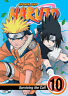 Naruto - Vol. 10: Surviving the Cut (DVD, 2007, Dubbed Edited) BRAND NEW SEALED
