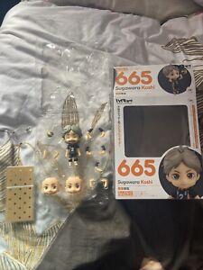 Haikyuu Sugawara Koshi Nendoroid OFFICIAL