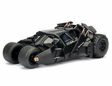 JADA 1:24 DISPLAY METALS THE DARK KNIGHT BATMOBILE DIECAST CAR 98264