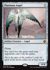 MTG PLATINUM ANGEL - Angel de platino - CONSPIRACY TAKE THE CROW ENGLISH NM