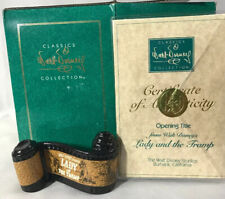 Walt Disney Classics Collections ~ Lady And The Tramp ~ Opening Title w/ BOX&COA