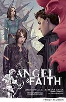 Angel & Faith Volume 3: Family Reunion-ExLibrary