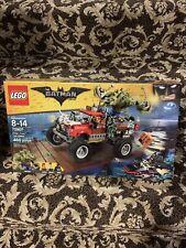 LEGO Batman Movie Killer Croc Tail-Gator Truck Set 70907 NIB
