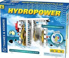 Thames and Kosmos 624811 Alternative Energy: Hydropower Experiment Kit