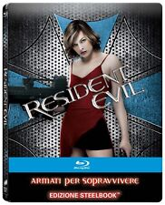 Resident Evil (Limited Steelbook) (Blu-Ray) SONY PICTURES