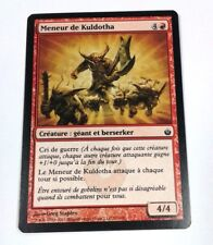 Meneur de Kuldotha Mirrodin Assiégé n°70 (Français) MTG Magic NM