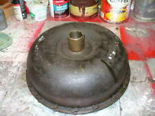 Vintage Cast Iron Power glide Transmission  Torque converter