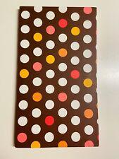 NEW Hallmark Stationery Sticky Note Set Polka Dot Floral Paisley Page Flags